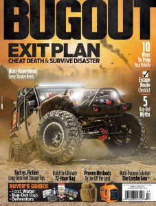 American Survival Guide Magazine Special – BUGOUT Exit Plan 2015