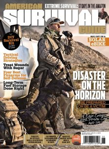 American Survival Guide Magazine June 2015