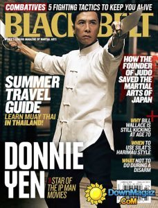 Black Belt Magazine June/July 2016