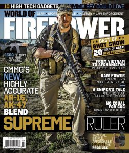 World of Firepower Magazine March/April 2015