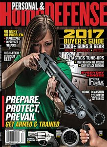 Personal & Home Defense Buyer's Guide 2017