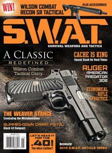 S.W.A.T. Magazine January 2016