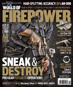 World of Firepower Magazine May/June 2015