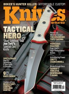 Knives Illustrated Magazine November 2014