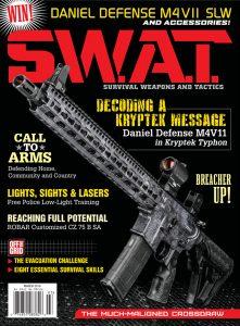 S.W.A.T. Magazine March 2016