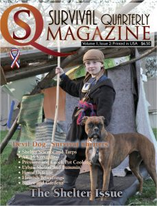 Survival Quarterly Magazine Volume 1_Issue 2