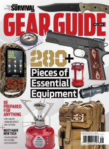 American Survival Guide Magazine Fall 2015