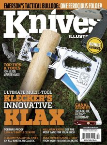 Knives Illustrated Magazine December 2014