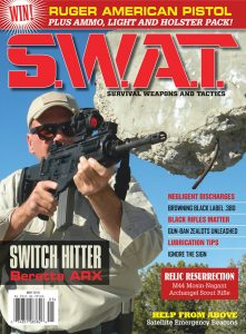 S.W.A.T. Magazine May 2016