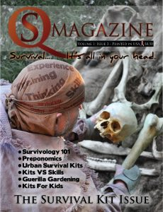 Survival Quarterly Magazine Volume 1 Issue 3