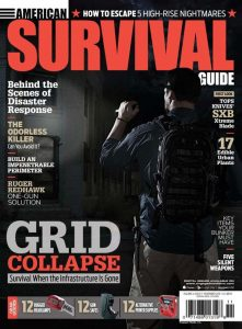 American Survival Guide Magazine November 2015