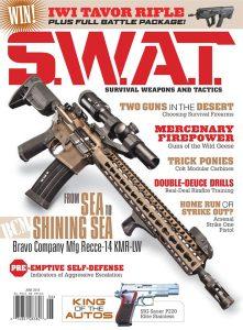 S.W.A.T. Magazine June 2016