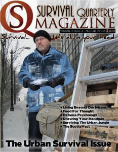 Survival Quarterly Magazine Volume 1 Issue 4