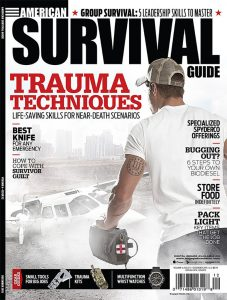 American Survival Guide Magazine December 2015