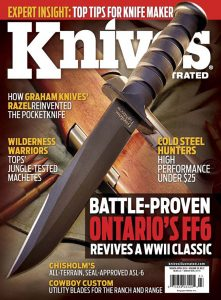 Knives Illustrated Magazine March/April 2015