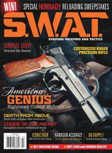 S.W.A.T. Magazine July 2016