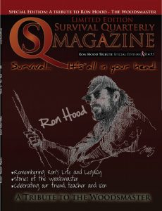 Survival Quarterly Magazine Special Edition