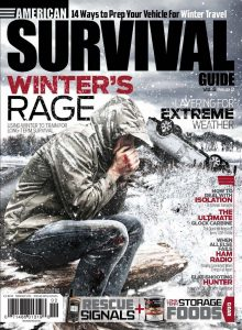 American Survival Guide Magazine February 2016