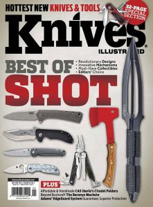 Knives Illustrated Magazine May/June 2015