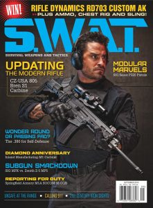 S.W.A.T. Magazine September 2016