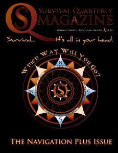Survival Quarterly Magazine Volume 2 Issue 1