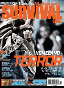 American Survival Guide Magazine May/June 2016