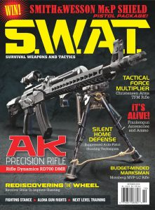 S.W.A.T. Magazine October 2016