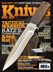Knives Illustrated Magazine September/October 2015