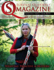 Survival Quarterly Magazine Volume 2 Issue 3