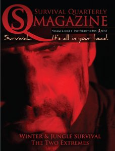 Survival Quarterly Magazine Volume 2 Issue 4
