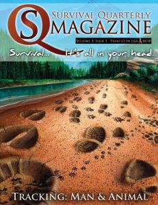 Survival Quarterly Magazine Volume 3 Issue 1