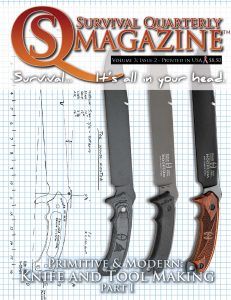 Survival Quarterly Magazine Volume 3 Issue 2