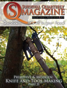 Survival Quarterly Magazine Volume 3 Issue 3