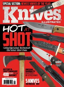 Knives Illustrated Magazine May/June 2016