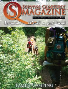 Survival Quarterly Magazine Volume 3 Issue 4