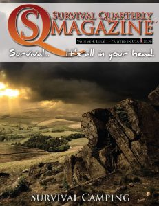 Survival Quarterly Magazine Volume 4 Issue 1