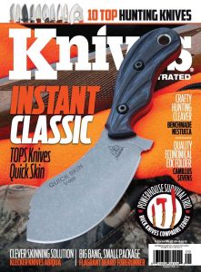 Knives Illustrated Magazine September/October 2016