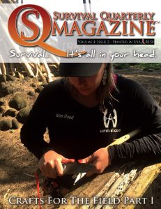Survival Quarterly Magazine Volume 4 Issue 2