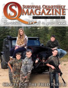 Survival Quarterly Magazine Volume 4 Issue 3