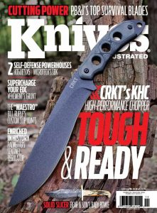 Knives Illustrated Magazine December 2016