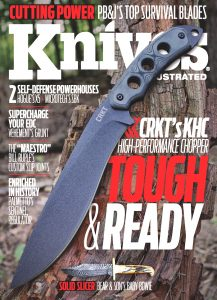 Knives Illustrated Magazine December