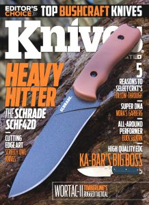 Knives Illustrated Magazine July/August