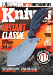 Knives Illustrated Magazine September/October