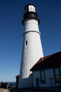 Oldest lighthouse in the U.S. – in Maine