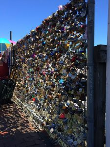 Love Locks in Maine