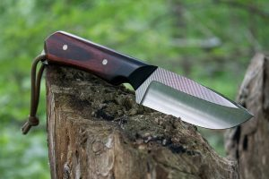 Michael Morris Knives Classic Hunter