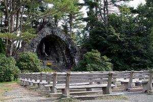 Monastery in Maine