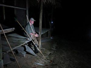Spear Fishing Amazon