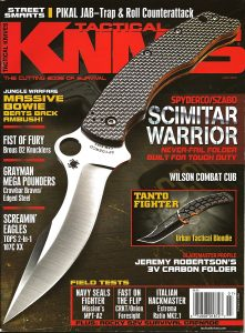 Tactical Knives Magazine July 2013