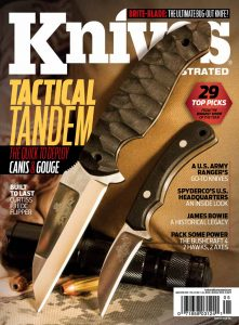 Knives Illustrated Magazine May/June 2017